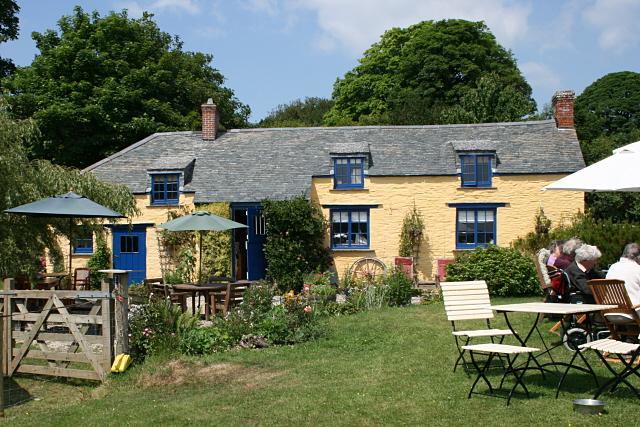 Halwyn Tea Gardens