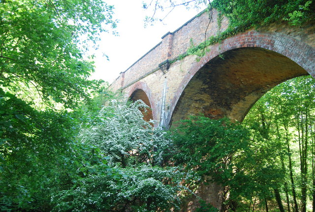Scalby Beck Viaduct