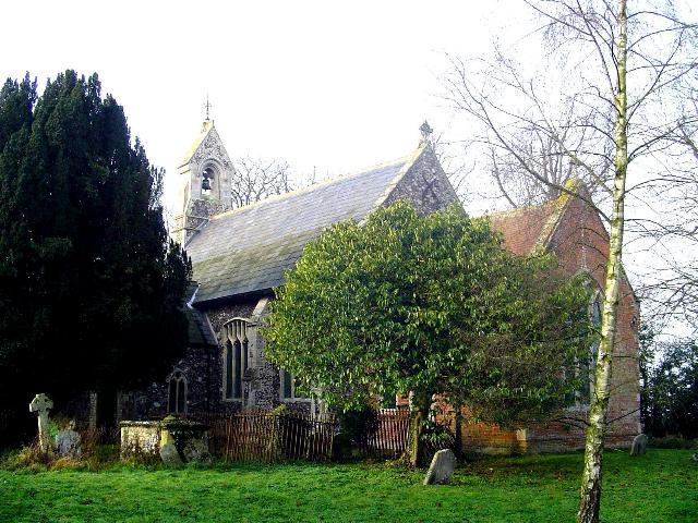 Southolt St Margaret's church