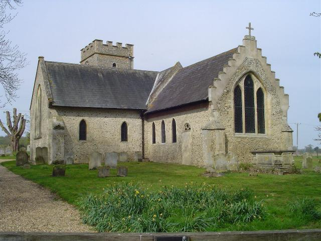 Hunston St Michael's church