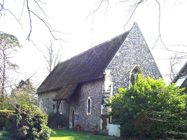 Debach All Saints church