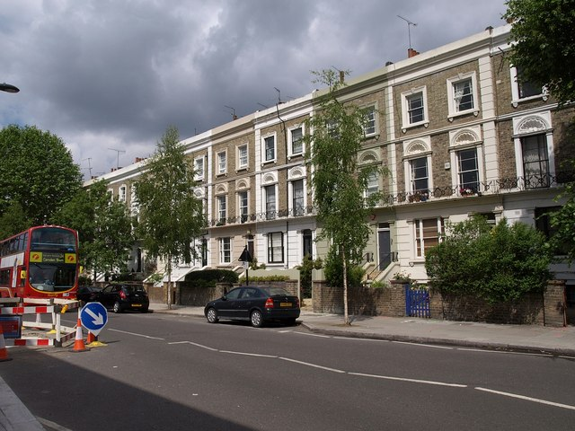 Belsize Road