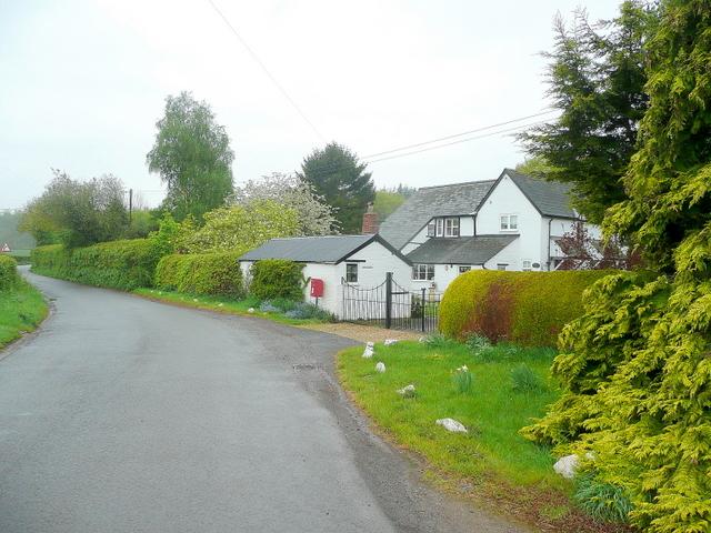 Cottage at Bogmarsh