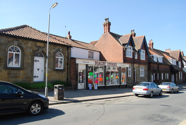 Scalby  Stores