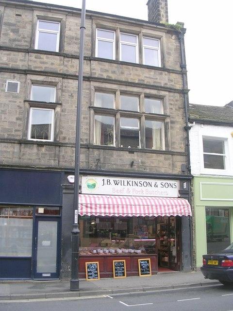 J B Wilkinson & Sons - Butchers - Boroughgate