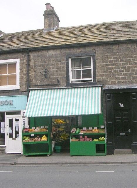 Greengrocers - Boroughgate