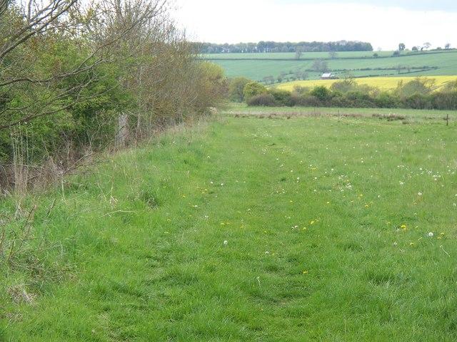 Bridleway to Gawcombe [2]