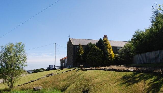 Farmhouse, Low Flask Farm