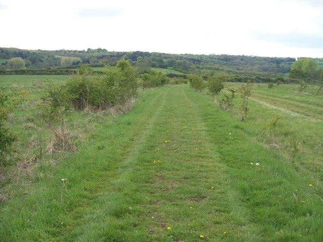 Bridleway to Gawcombe [5]