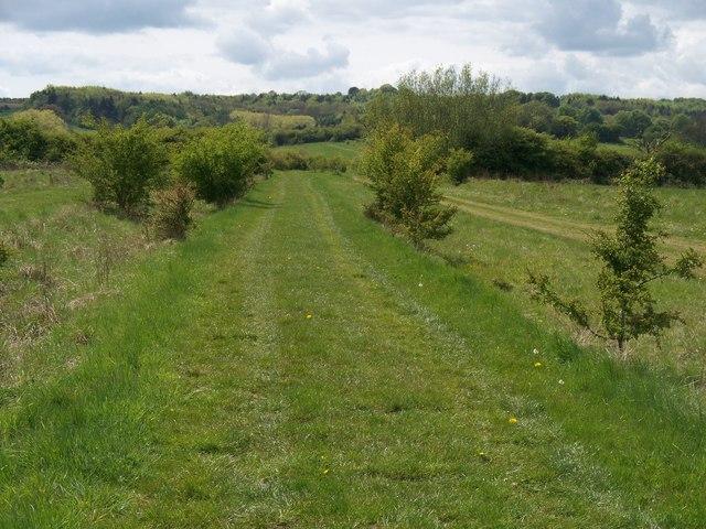 Bridleway to Gawcombe [6]