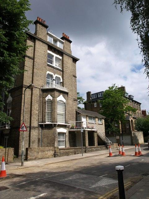 Prince Arthur Road, Hampstead