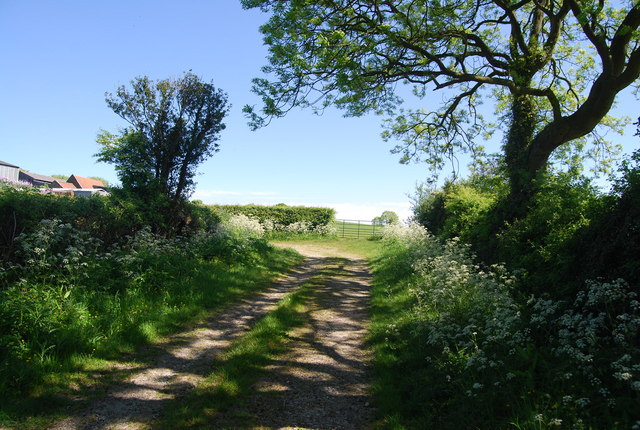 Bridleway to Colcroft Farm