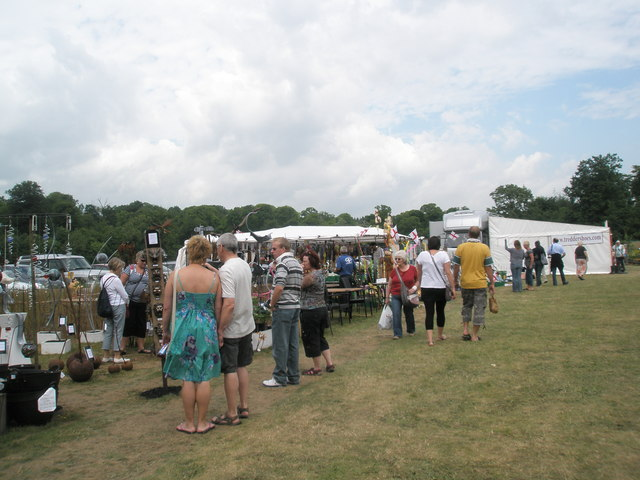 Stalls at the 2010 Garden Show, Stansted House (8)