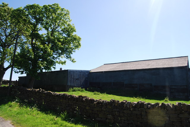 Barns, Colcroft Farm