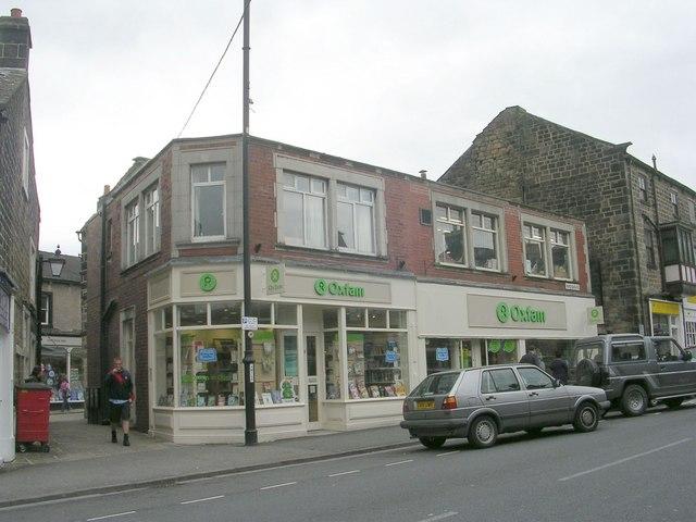 Oxfam - Boroughgate