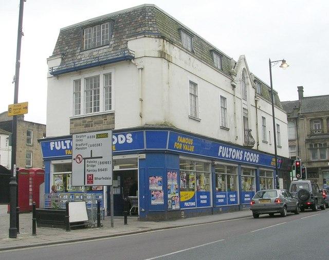Fultons Foods - Boroughgate