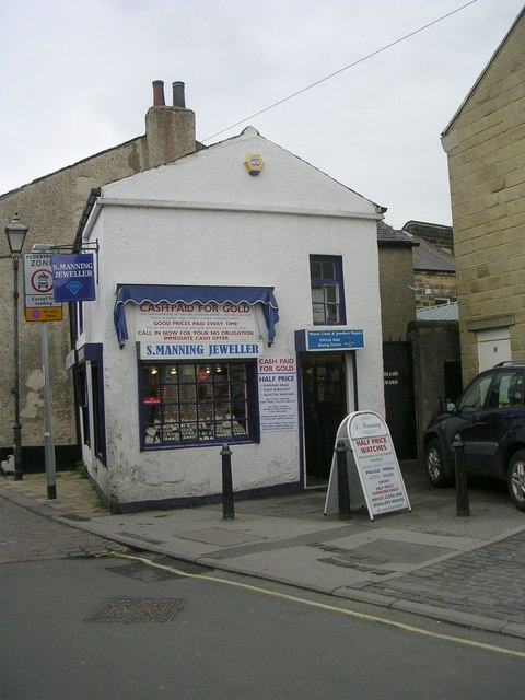 S Manning Jeweller - New Market