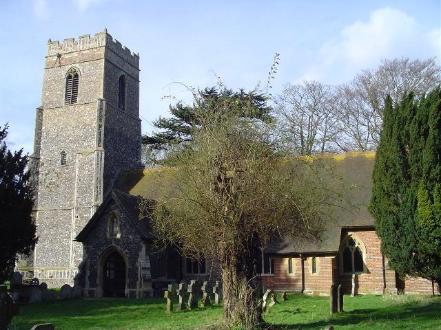 Little Glemham or Glemham Parva St Andrew