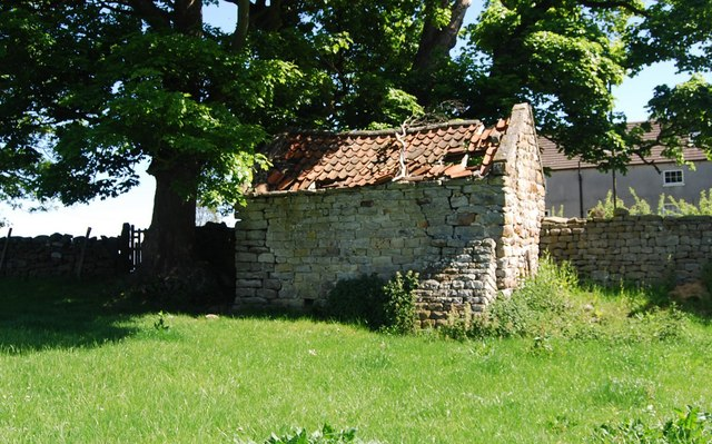 Small field barn, Fyling Old Hall Farm