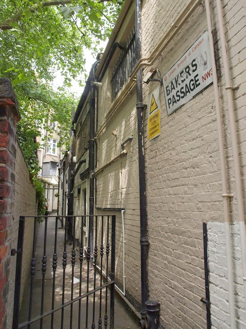 Bakers Passage, Hampstead