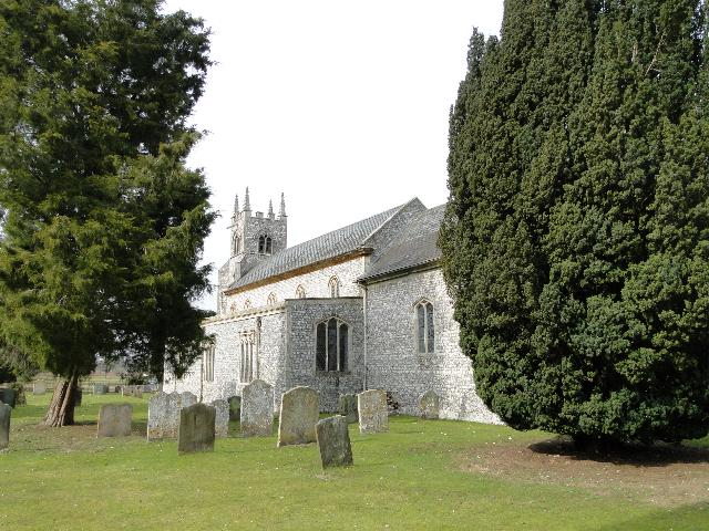 New Houghton St Martin's church