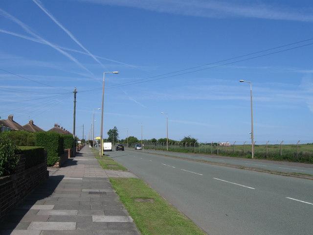 A551, Leasowe Road