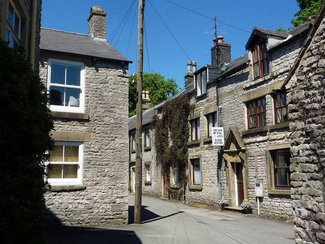 A back street in Tideswell