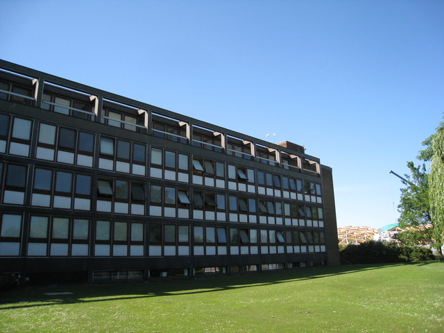 Pittwood House, North Lincolnshire Council offices