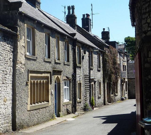 A little village street in Tideswell