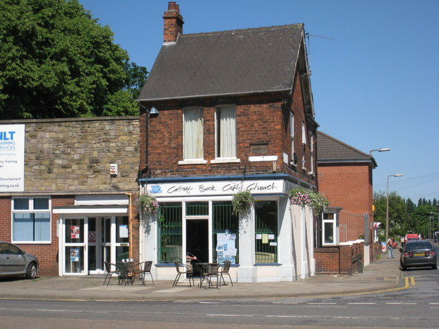 Cottage Beck Cafe Church