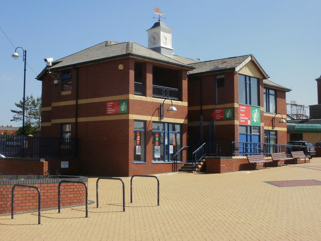 Tourist Information Centre, Barry Island