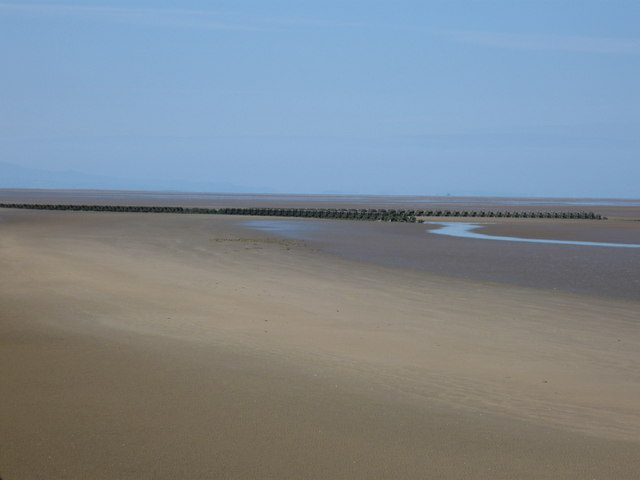 Beach at New Brighton