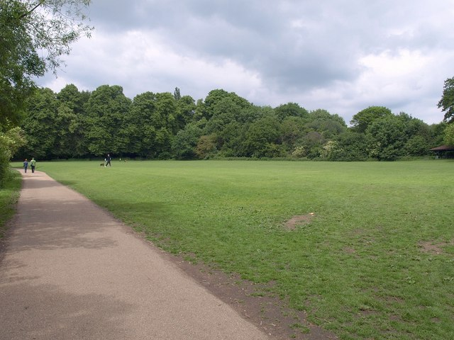 Hampstead Heath sports ground