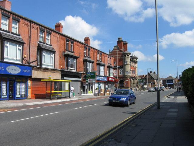 Rice Lane, Liverpool
