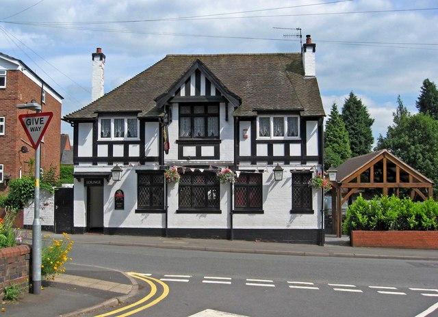 The Freemasons Arms (1), Bromsgrove Road