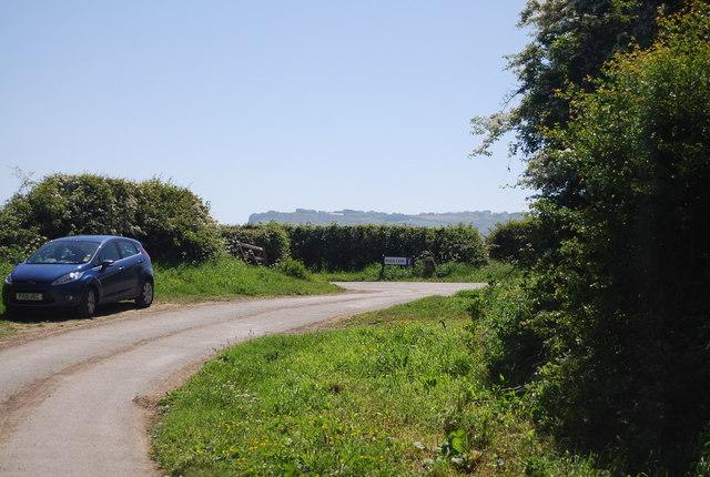 Middlewood Lane and Mark Lane junction