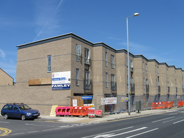 9 new houses, Linacre Road, Liverpool