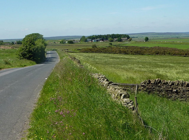Lane to Hare Edge