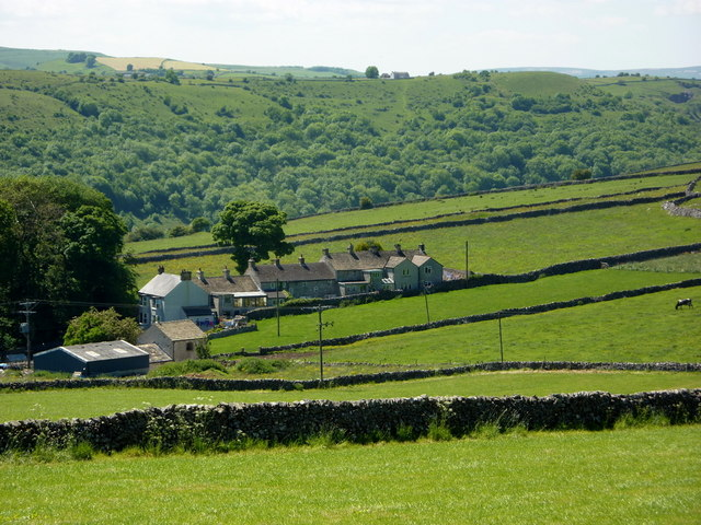 View to Littonslack and beyond