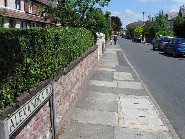 Alexandra Road, Crosby
