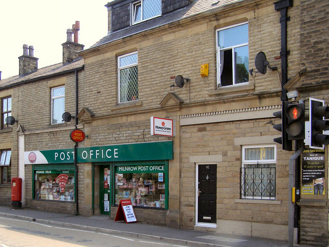 Milnrow Post Office