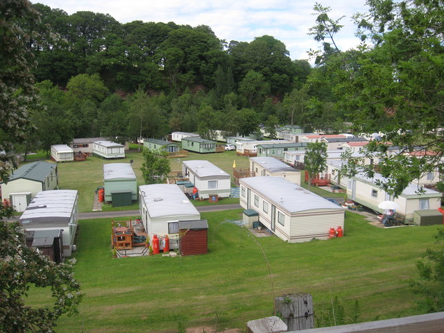 Jed Water Caravan Park