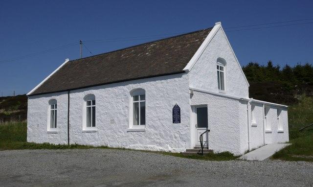 Waternish Church, Upper Halistra, Skye