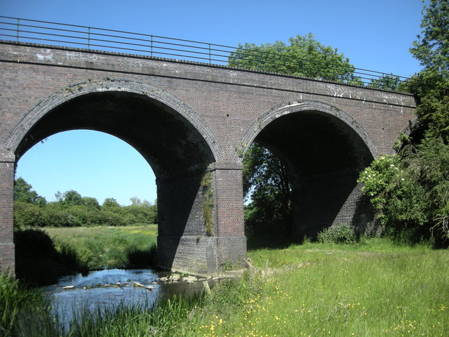 Viaduct at Long Itchington