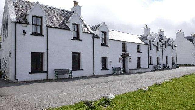 The Stein Inn - Oldest pub on Skye (1790)