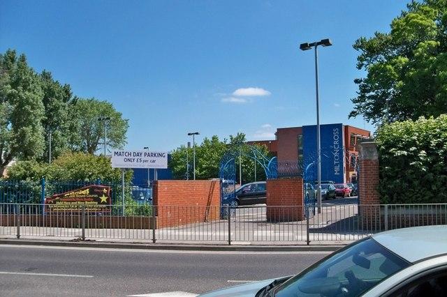 School Car Park - Portsmouth