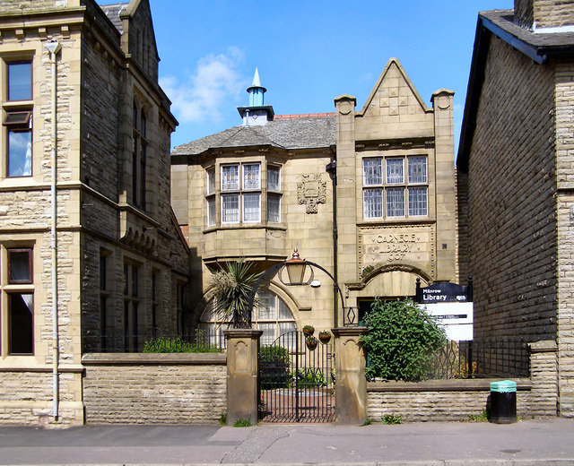 Milnrow Library