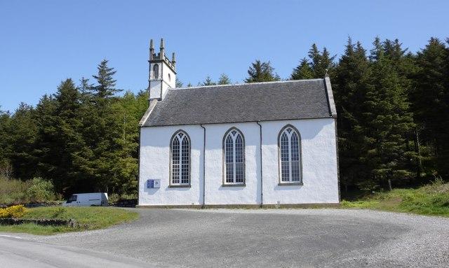 Duirinish Church, Dunvegan, Isle of Skye