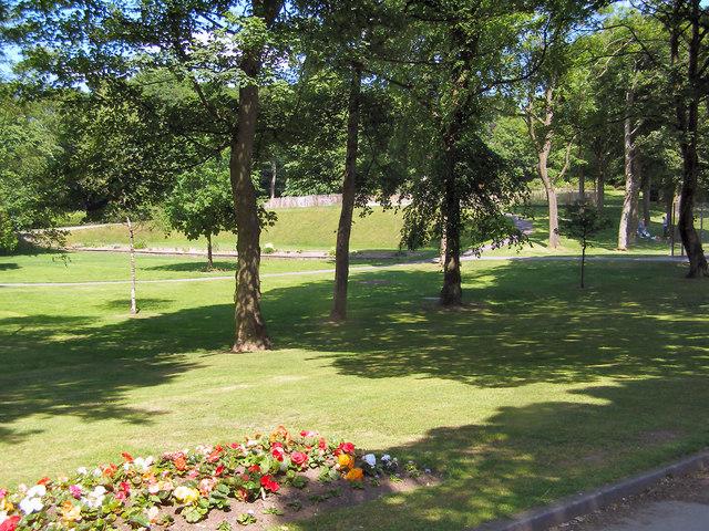 Milnrow Memorial Park
