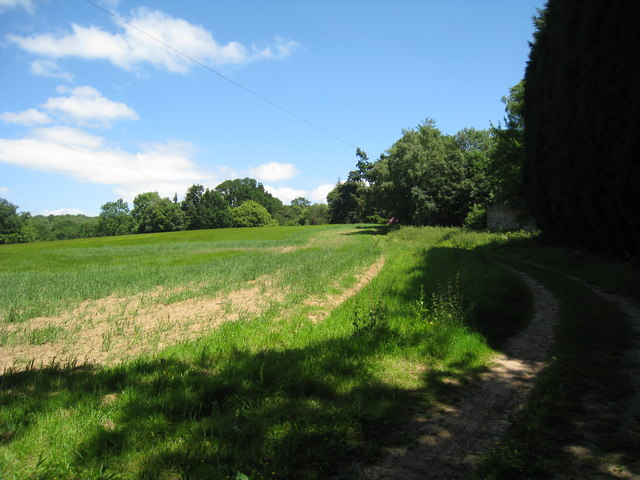 Footpath to Stone Street Road